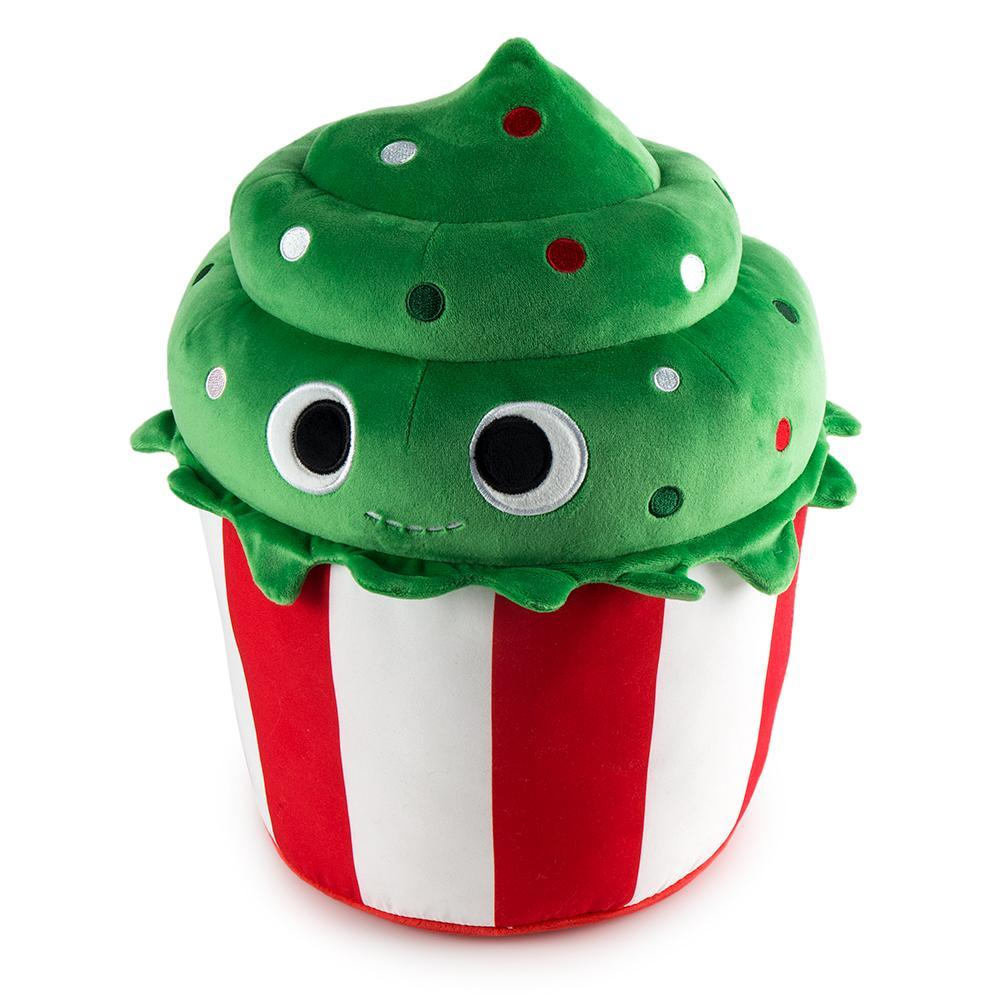 100% Polyester - Yummy World Holiday Cupcake Food Plush