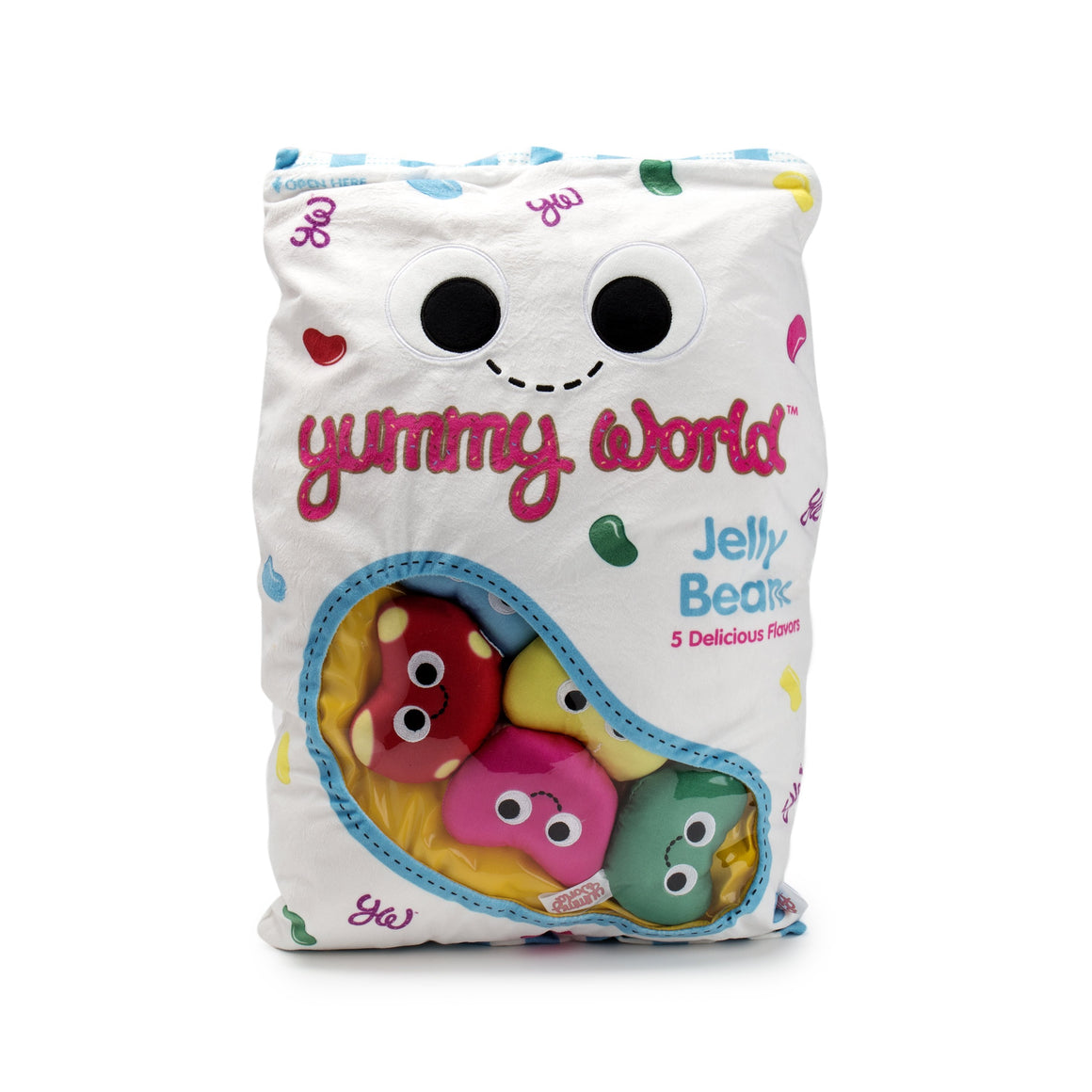 100% Polyester - Yummy World Jeni And The Jelly Beans XL Plush