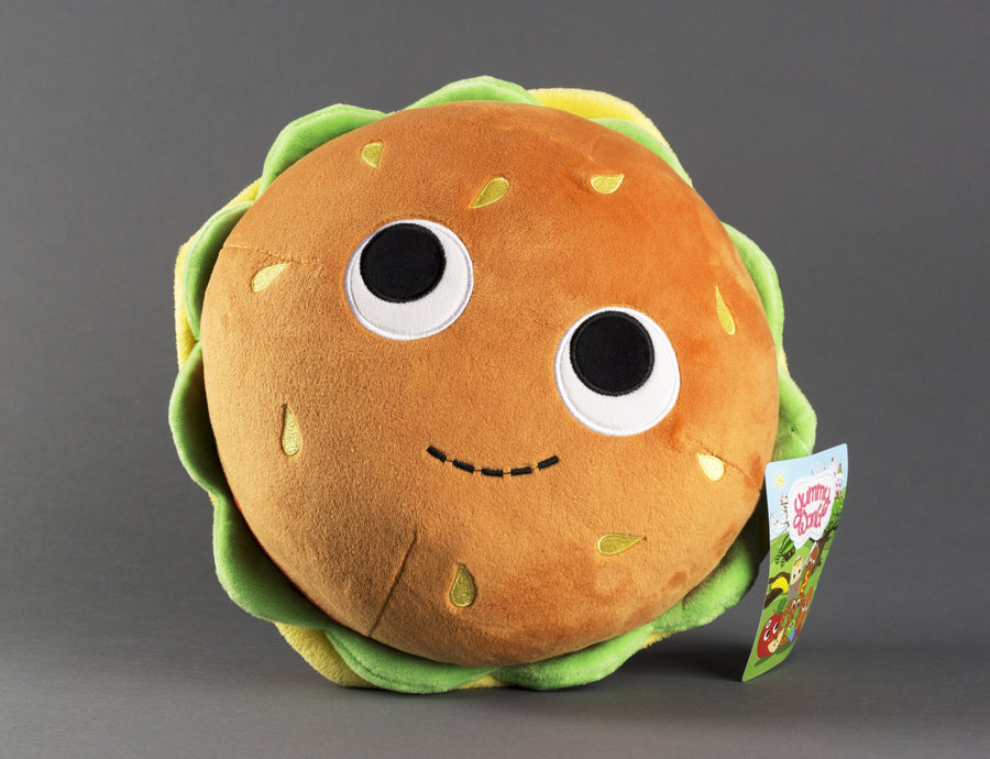 Yummy World Food Plush Toys Keychains Collectibles By Kidrobot