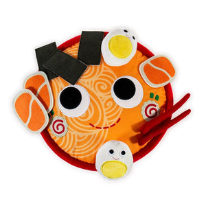 Yummy World Nicole the Ramen Bowl Plush - Kidrobot - Designer Art Toys