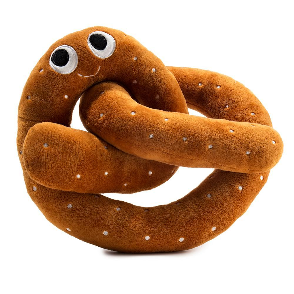 100% Polyester - Yummy World Pretzel Plush