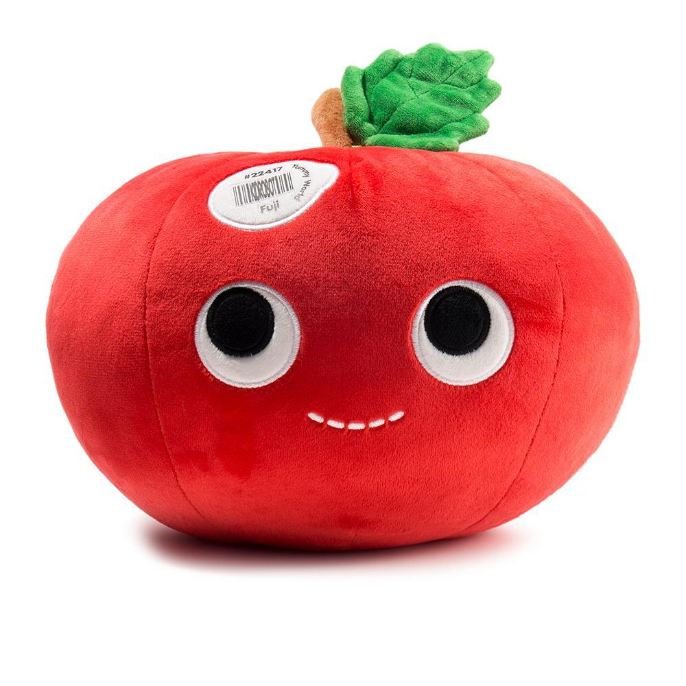 100% Polyester - Yummy World Red Apple Plush