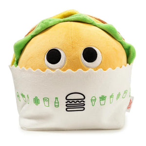 100% Polyester - Yummy World Shake Shack Exclusive Shack Burger Plush