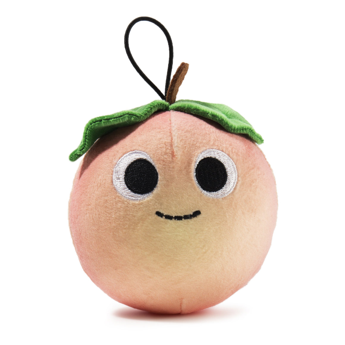 100% Polyester - Yummy World Small Peach Plush
