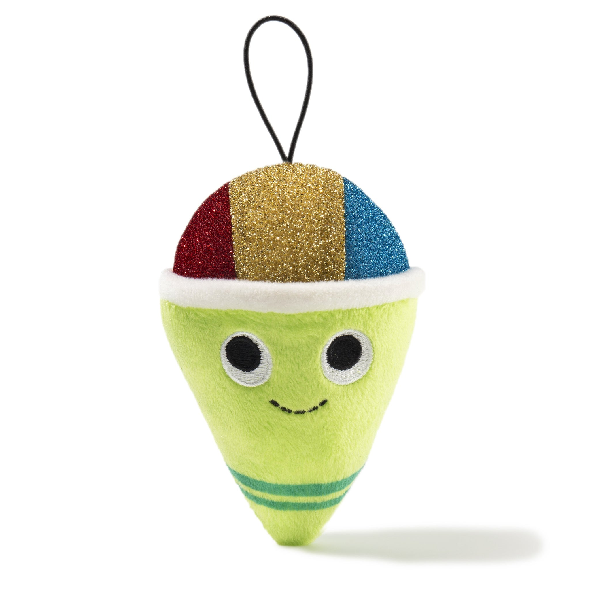 Yummy World Small Snow Cone Plush Ornament - Kidrobot - Designer Art Toys