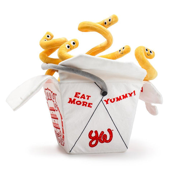 Yummy World Tommy Take Out Chinese Food Plush Toy By Kidrobot