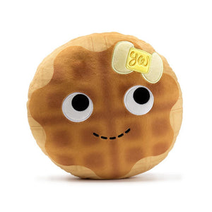Yummy World Wendy Waffle Plush Stuffed Toy - Kidrobot - Designer Art Toys