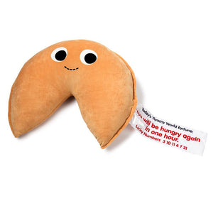 Yummy World XL Fortune Cookie Plush - Kidrobot - Designer Art Toys