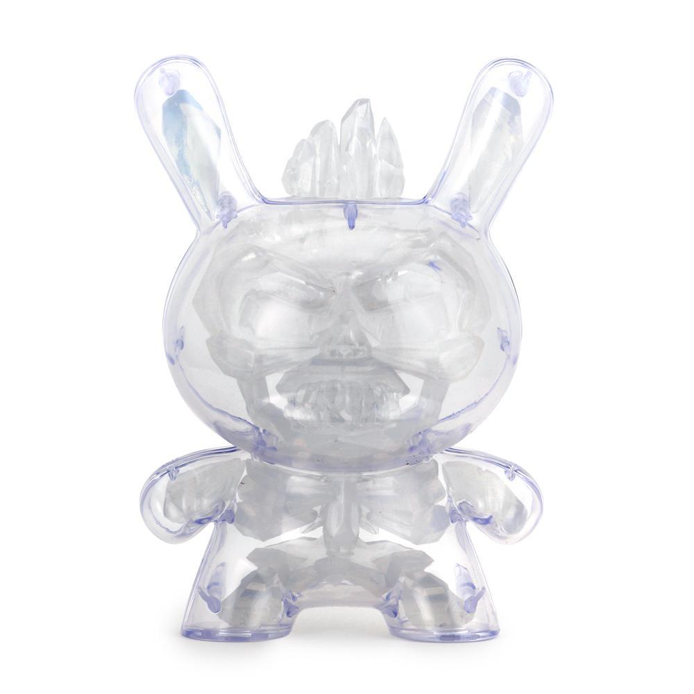 "KRAK 8"" Dunny by Scott Tolleson - Crystal Edition - Kidrobot - Designer Art Toys"