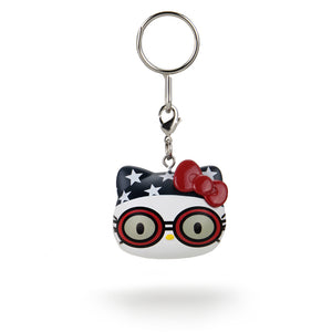 Hello Kitty x Team USA Vinyl Keychains by Kidrobot - Kidrobot - Designer Art Toys
