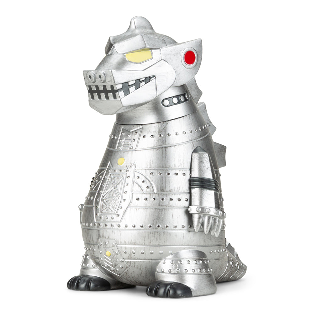 "MechaGodzilla 8"" Art Figure by Kidrobot - Battle Ready Edition - Kidrobot - Designer Art Toys"