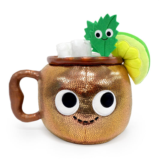 Kidrobot Happy Hour Max the Moscow Mule Plush (PRE-ORDER) - Kidrobot - Designer Art Toys