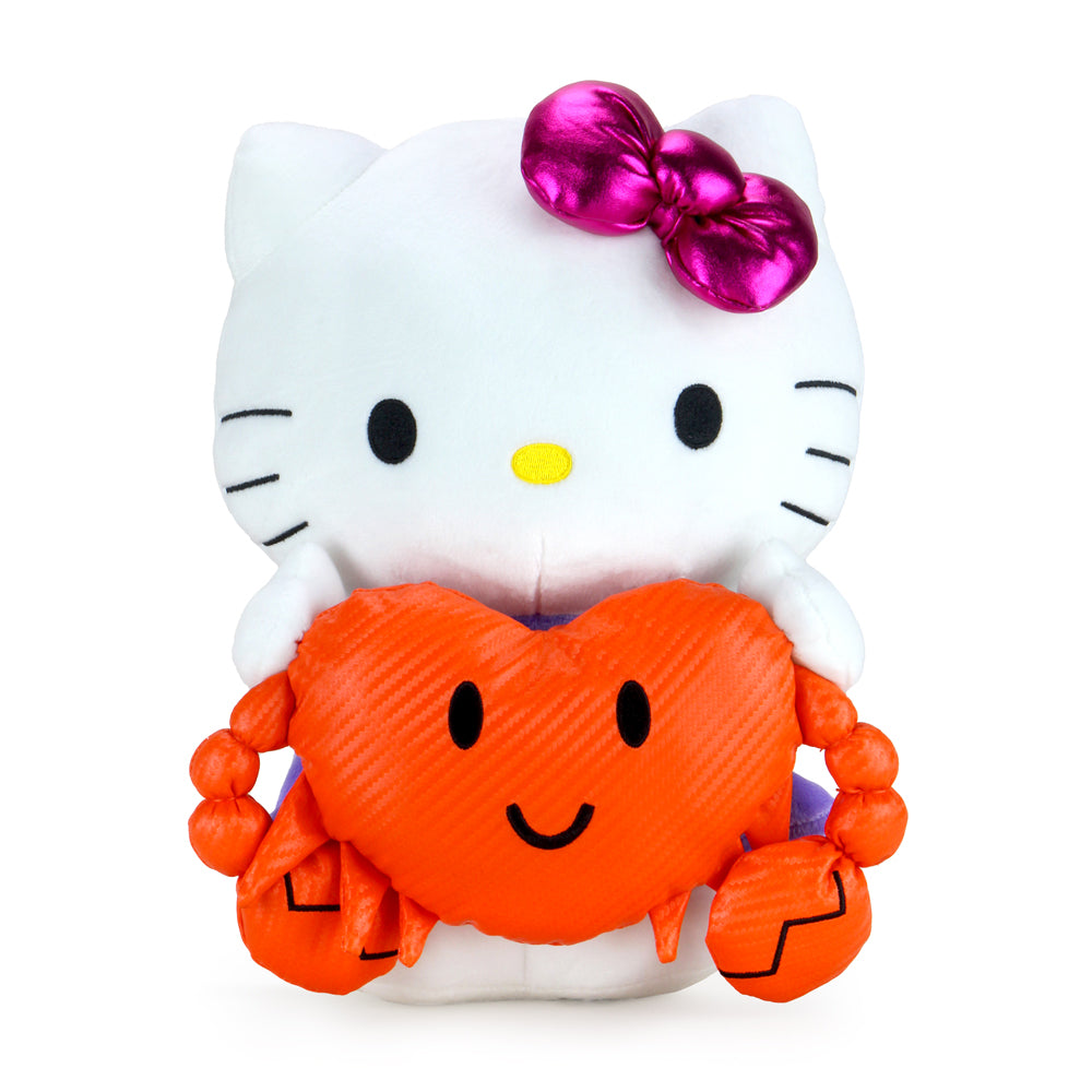 "Kidrobot Hello Kitty® Zodiac 16"" Plush - CANCER Edition (PRE-ORDER) - Kidrobot - Designer Art Toys"