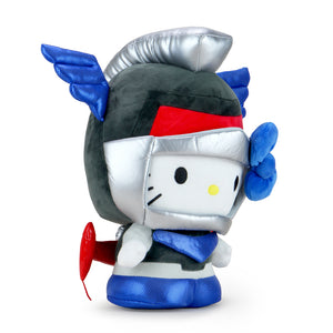 Hello Kitty® Cosplay Kaiju Mechazoar Plush - Mechazoar Knight Edition - Kidrobot - Designer Art Toys