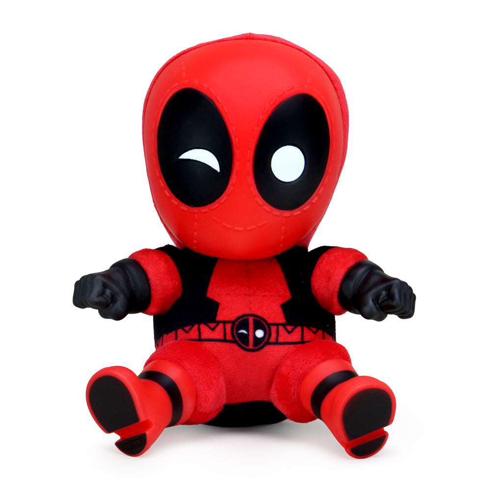 Marvel Deadpool Roto Phunny Plush by Kidrobot - Kidrobot