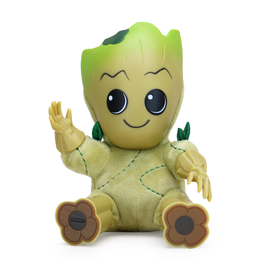 Marvel Guardians of the Galaxy Groot Roto Phunny Plush by Kidrobot - Kidrobot