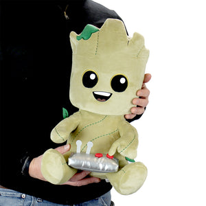 Marvel Guardians of the Galaxy Video Gamer Teen Groot HugMe Plush - Kidrobot - Designer Art Toys