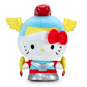 Hello Kitty Cosplay Kaiju Mechazoar Plush - NYCC Mechazoar Prime Edition (PRE-ORDER) - Kidrobot - Designer Art Toys