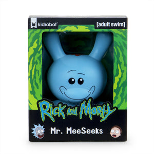 "Limited Edition Rick and Morty Mr. Meeseeks 8"" Dunny - Kidrobot - Designer Art Toys"