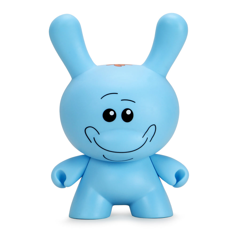 "Rick and Morty Mr. Meeseeks 8"" Dunny (PRE-ORDER) - Kidrobot - Designer Art Toys"