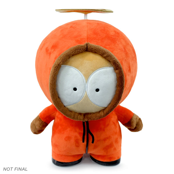 "South Park Angel Kenny 16"" HugMe Vibrating Plush (PRE-ORDER) - Kidrobot - Designer Art Toys"