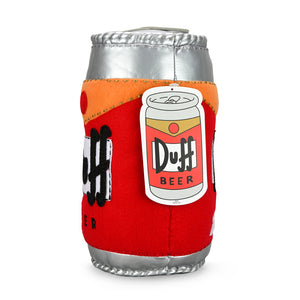 "The Simpsons Duff Beer Can 10"" Plush by Kidrobot - Kidrobot"