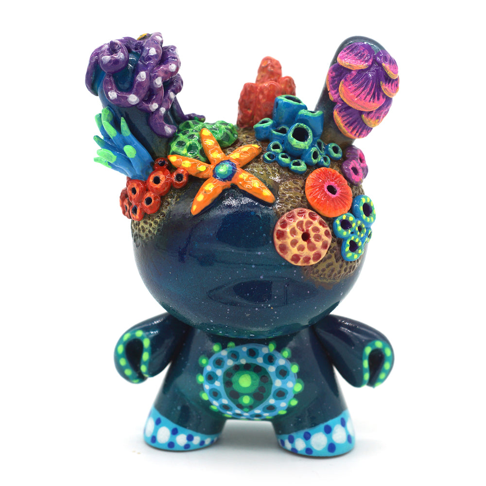 "No. 03 - The Octopus 3"" Custom Dunny by MP Gautheron - Series 4"