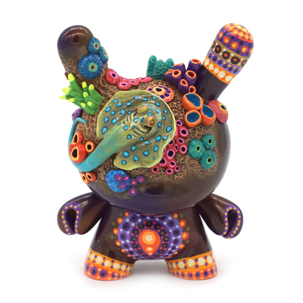 "No. 08 - The Stingray 5"" Custom Dunny by MP Gautheron - Series 4"