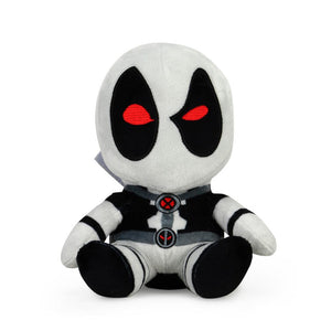 X-Force Deadpool Phunny Plush by Kidrobot x Marvel - Kidrobot