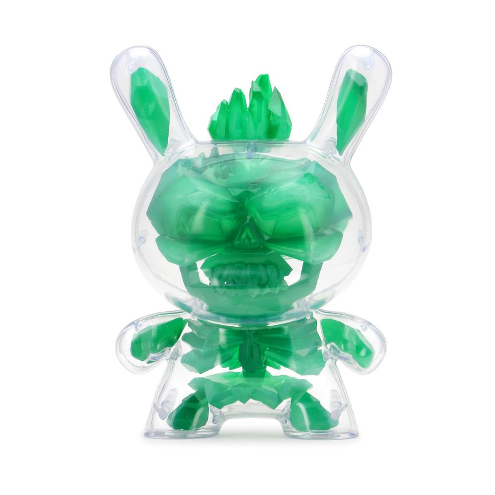 "KRAK 8"" Dunny by Scott Tolleson - The Protector Edition - Kidrobot - Designer Art Toys"
