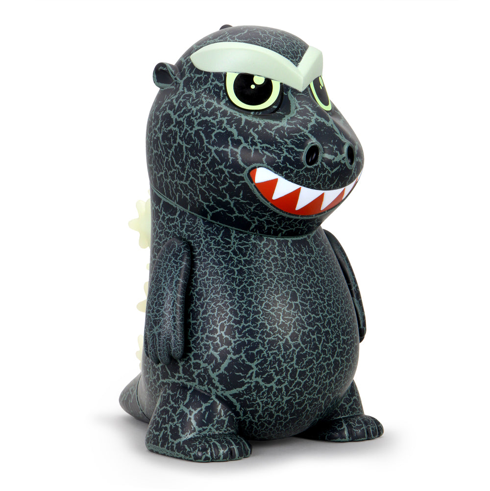Godzilla 1954 Crackle Edition Glow-In-The-Dark 8-Inch Art Figure - Kidrobot