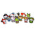 Kidrobot x Sanrio Hello Kitty Time to Shine Pin Series - Kidrobot - Designer Art Toys