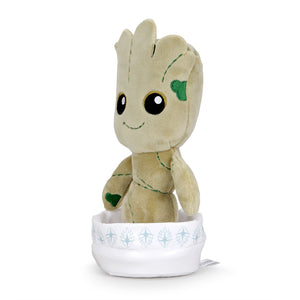Marvel Potted Baby Groot Guardians of the Galaxy Phunny Plush - Kidrobot - Designer Art Toys