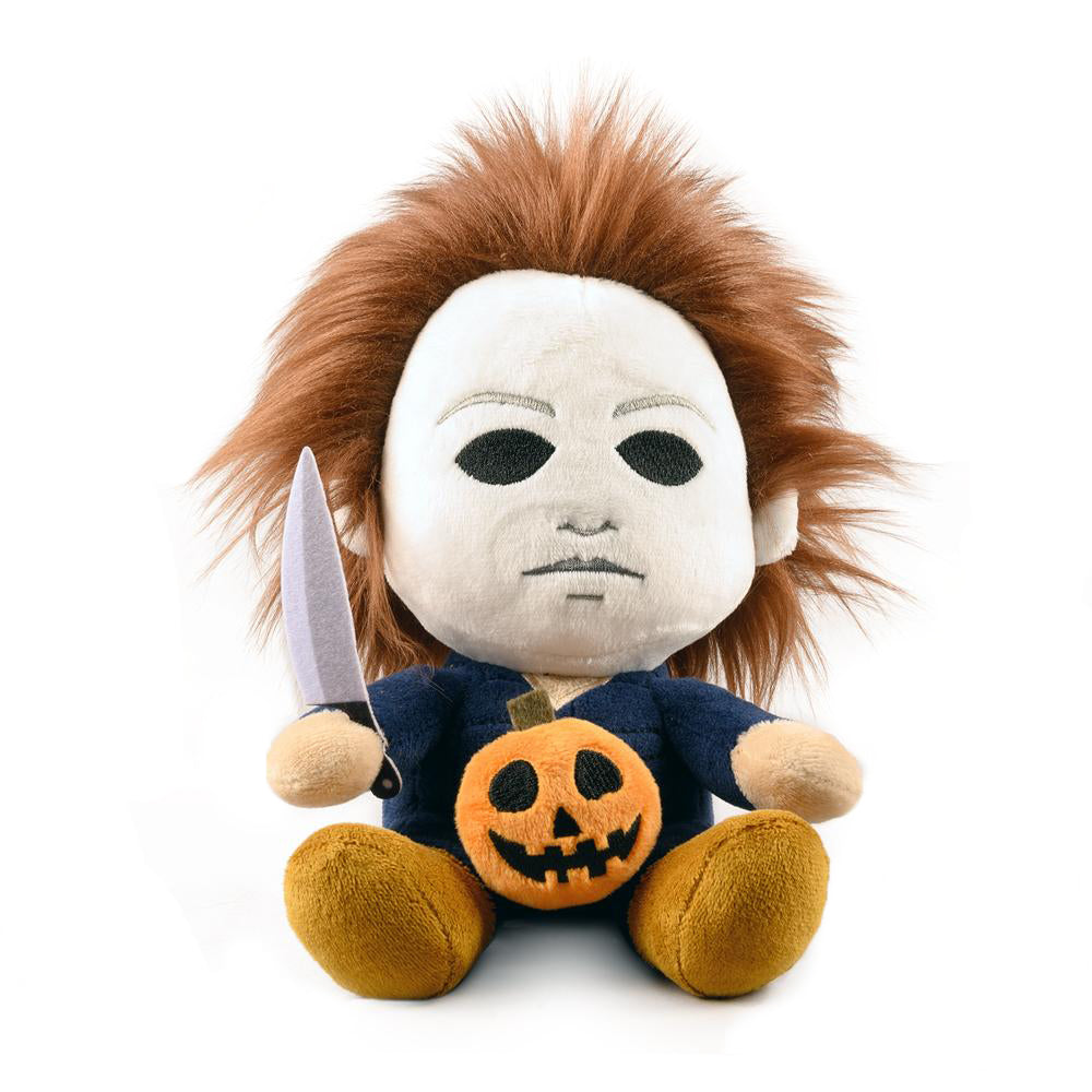 Halloween Micheal Meyers Plush Phunny by Kidrobot - Kidrobot - Designer Art Toys