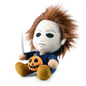 Halloween Michael Meyers Plush Phunny by Kidrobot - Kidrobot - Designer Art Toys
