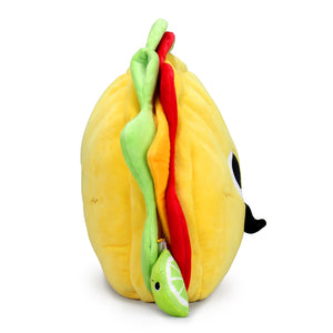 Yummy World XL Victorio Veggie Taco Plush Set - Kidrobot - Designer Art Toys
