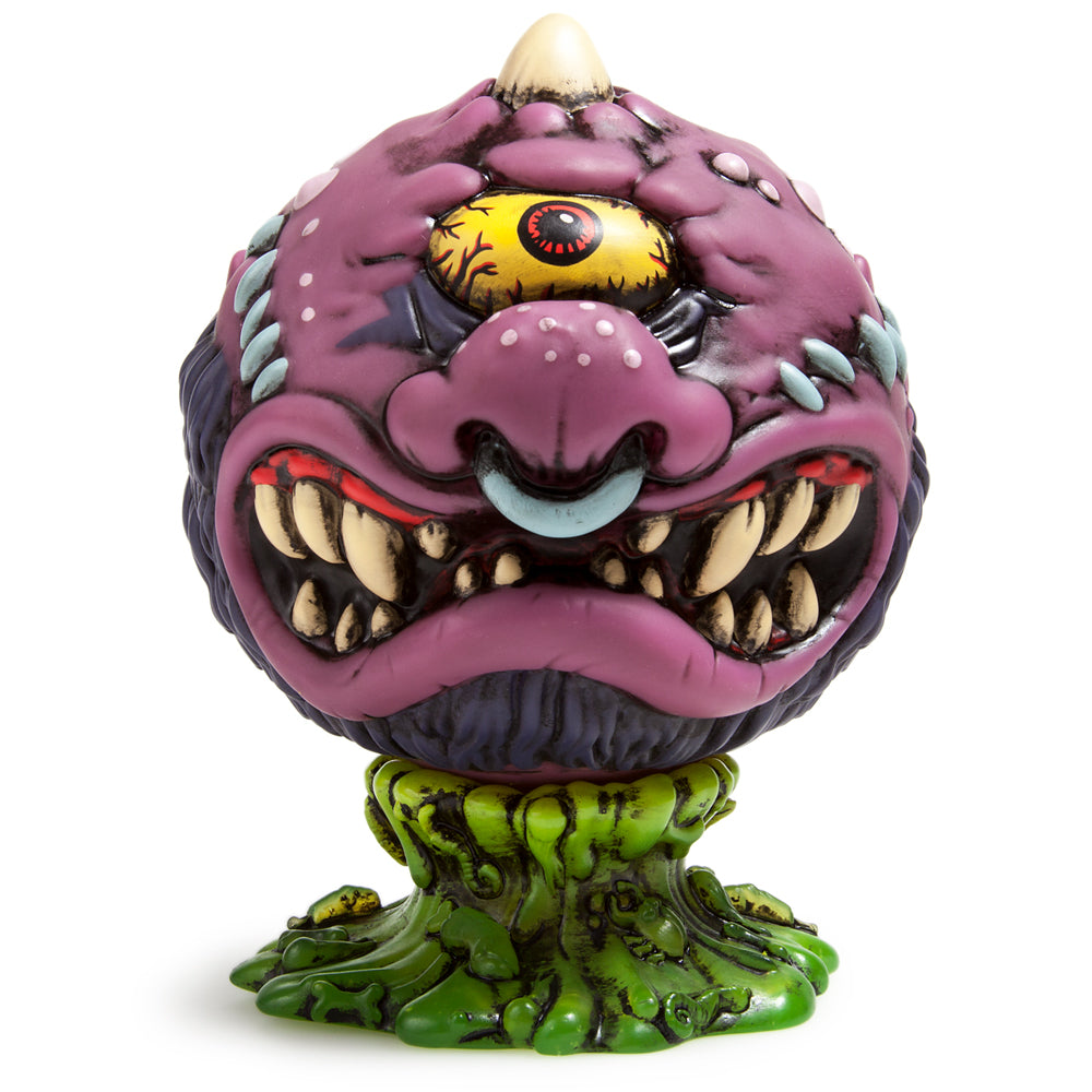 "Kidrobot Horn Head Madballs 6"" Collectible Vinyl Figure - Kidrobot - Designer Art Toys"