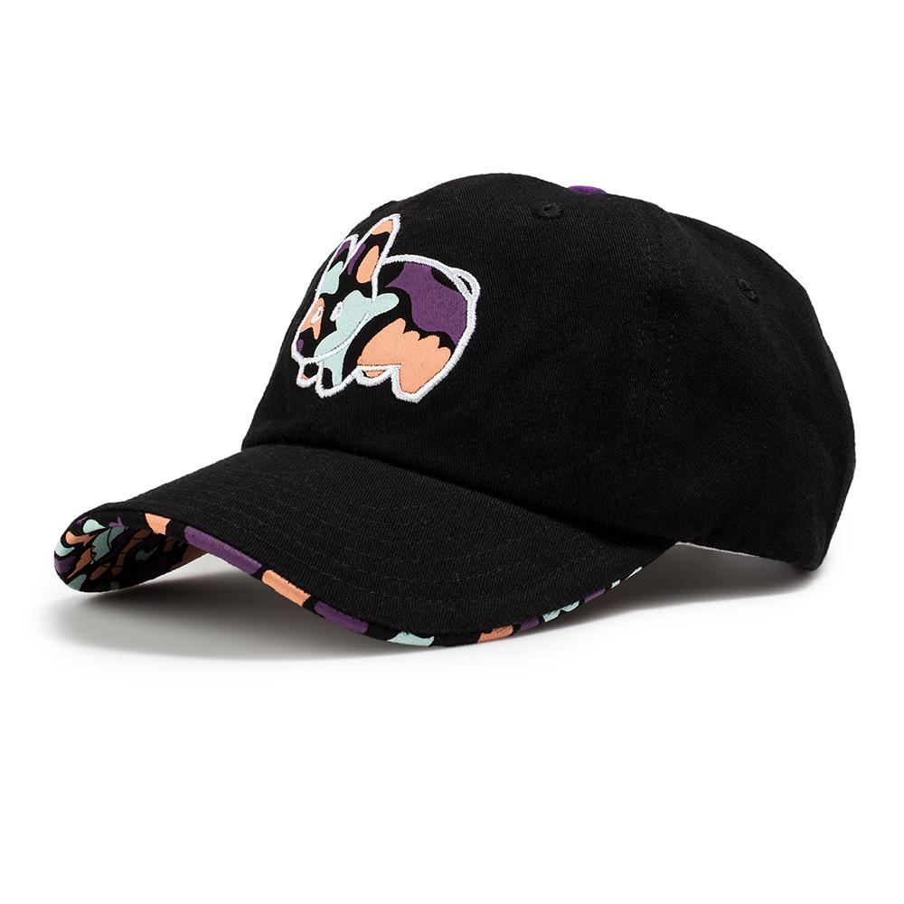 CANVAS - Camo Labbit Hat By Frank Kozik