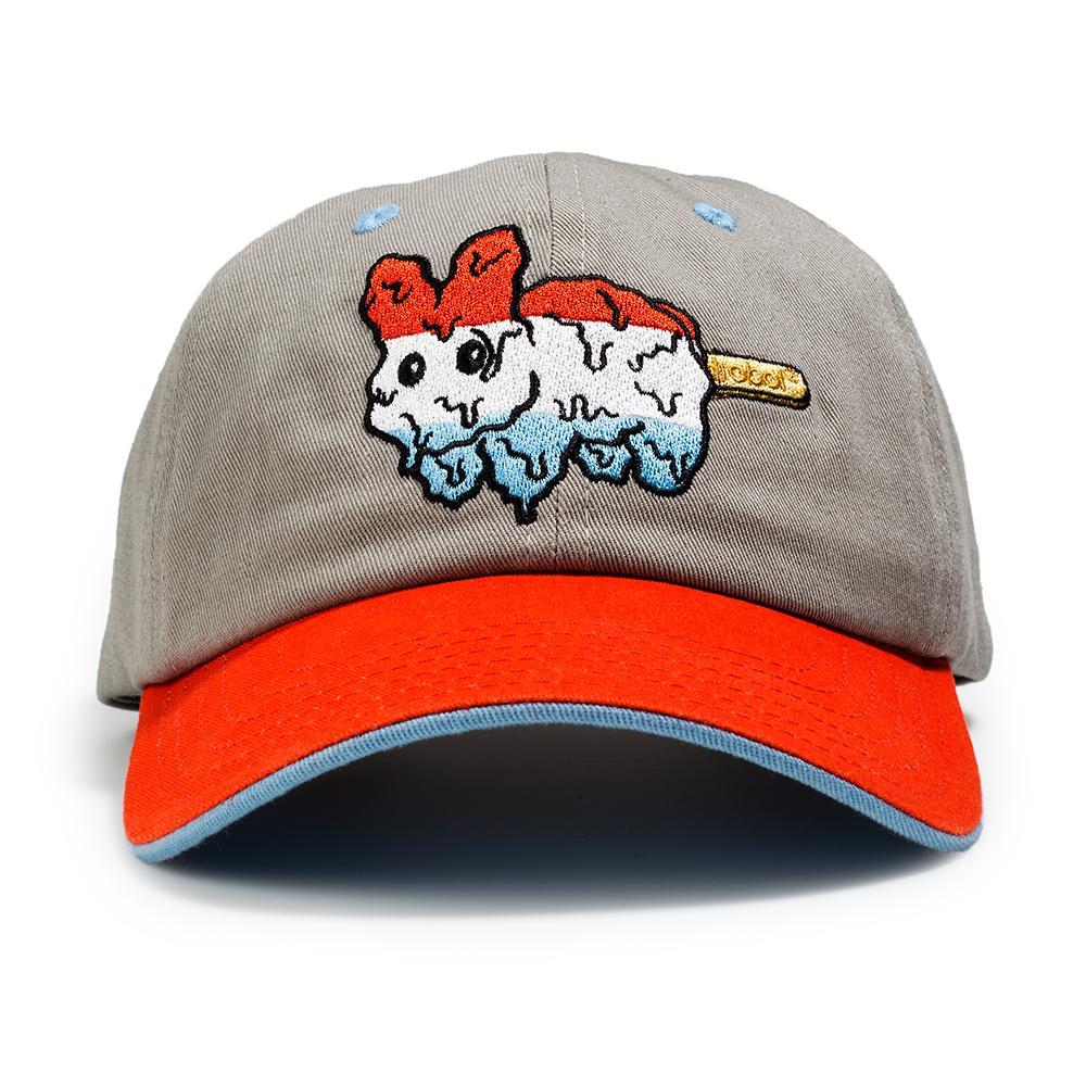 Canvas popsicle labbit hat by frank kozik 1
