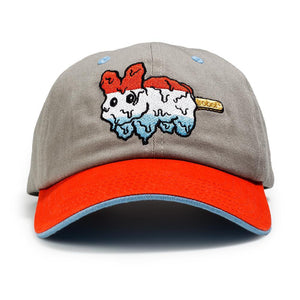 Kidrobot Limited Edition Popsicle Labbit Hat by Frank Kozik - Kidrobot