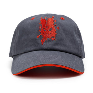 CANVAS - Splatter Labbit Hat By Frank Kozik