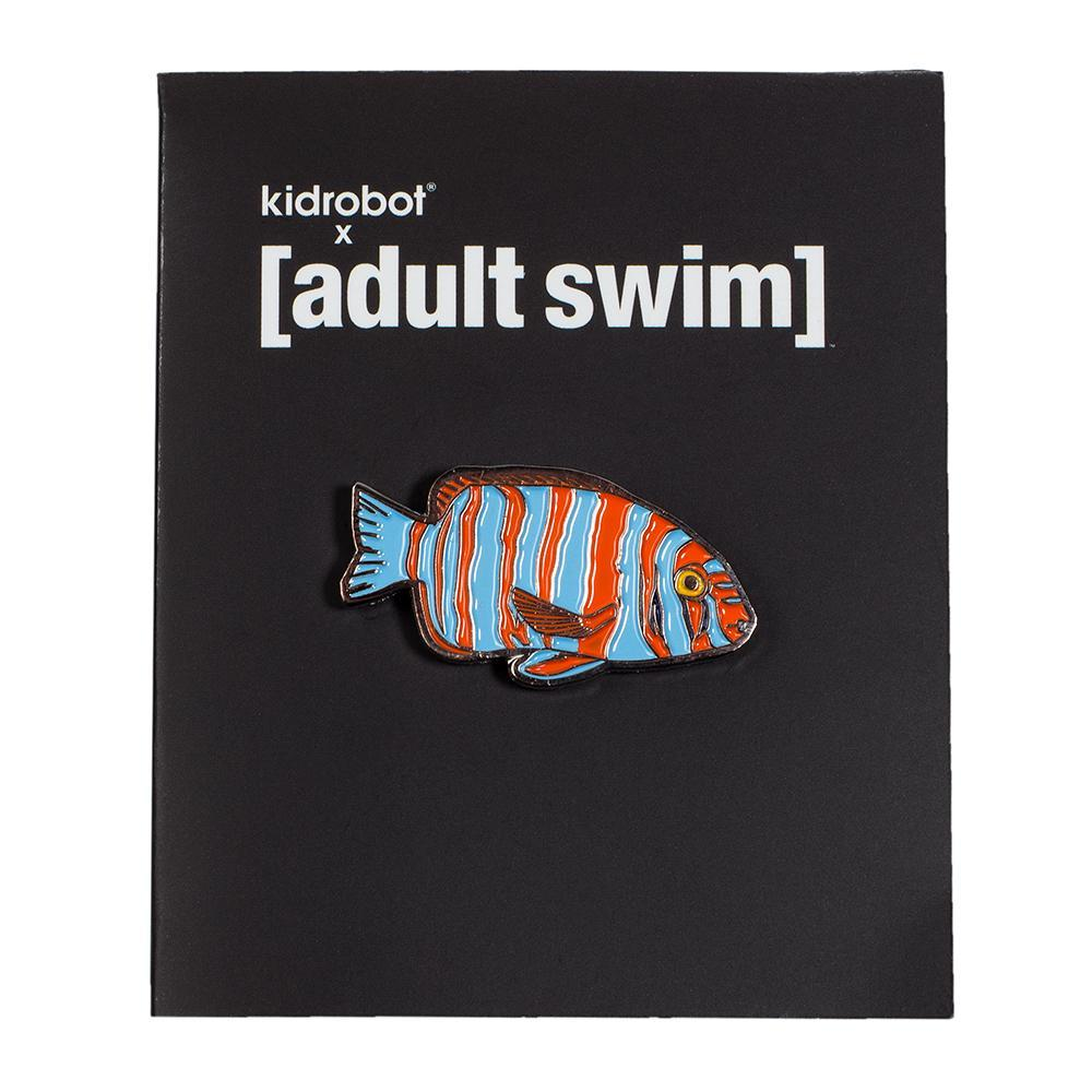 Adult Swim Blind Box Enamel Pin Series by Kidrobot - Kidrobot - Designer Art Toys