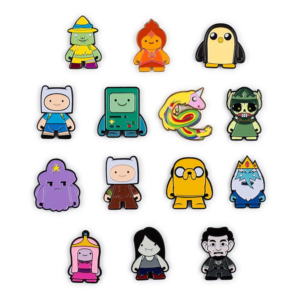 Adventure Time Enamel Pin Series by Kidrobot - Kidrobot