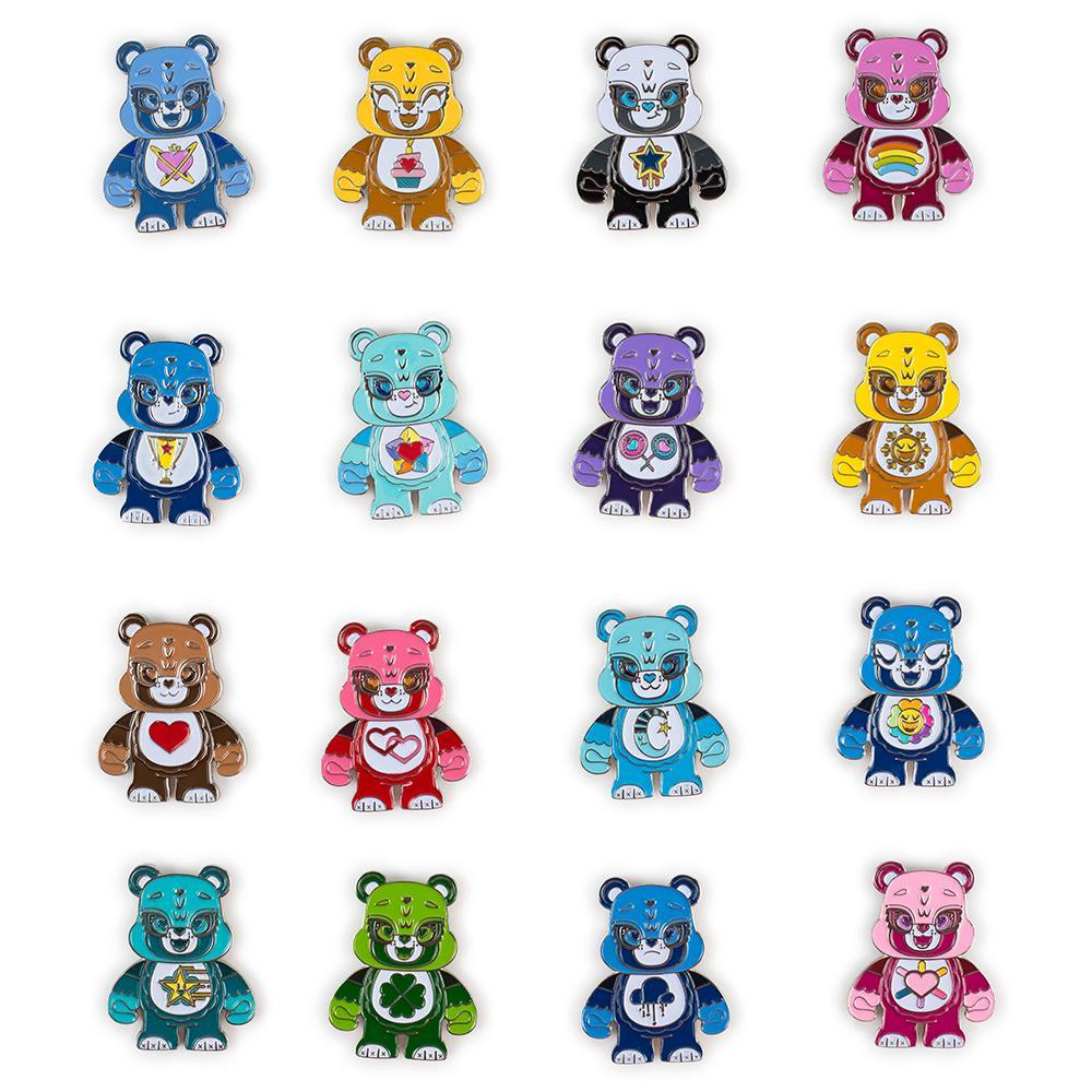 Care Bears Enamel Pin Series by Kidrobot - Kidrobot - Designer Art Toys