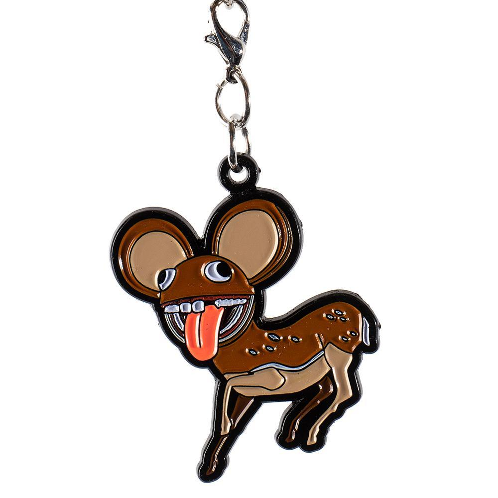 Kidrobot x Deadmau5 Blind Box Enamel Key Things Animal Keychains - Kidrobot - Designer Art Toys