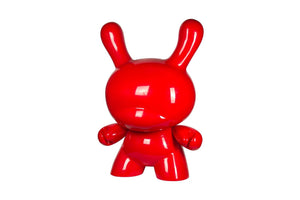 Art Giant Black 4-Foot Dunny Art Sculpture by Kidrobot - Kidrobot - Designer Art Toys