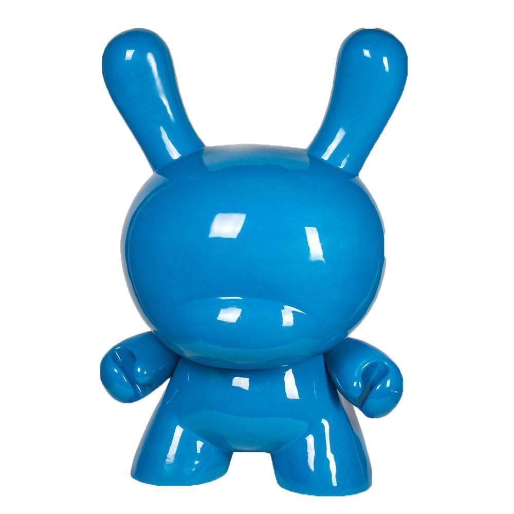 Art Giant Blue 4-Foot Dunny Art Sculpture by Kidrobot - Kidrobot - Designer Art Toys