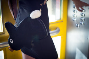 Leather - Leather Labbit Clutch