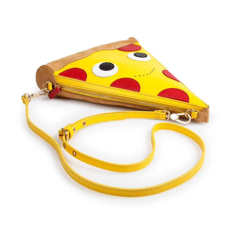 Yummy World Leather Pizza Clutch Purse Bag - Kidrobot - 3