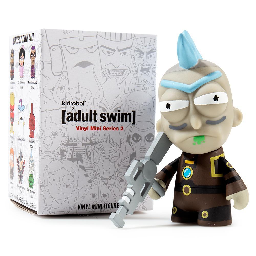 Adult Swim Blind Box Vinyl Mini Figure Series 2 By Kidrobot Kidrobot